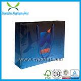 Venta al por mayor de encargo de la talla del bolso A4 del regalo del papel de la dimensión de una variable del bolso