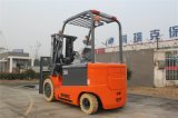 Forklift novo da bateria 3.5t do motor de C.A. da energia eléctrica de China