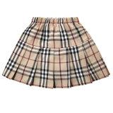 Девушки длиннее равномерное Skorts юбки школьной формы конструкции OEM