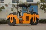 Costipatore vibratorio della strada del doppio timpano da 6 tonnellate (YZC6)