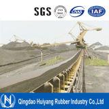Banda transportadora de goma de la cuerda de acero resistente fría industrial con precio bajo