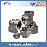 [هيغقوليتي] دقة فولاذ شكّل قطرة جزء من الصين صاحب مصنع