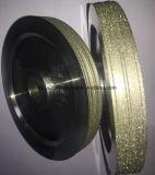 Rotella ricoperta CBN del rullo di molatura del diamante di alta qualità