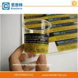 Selber bedrucken Hologram Self Adhesive 10ml Vial Etiketten für Anabolika