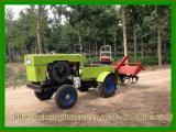 고품질 Lht121 12HP 4 바퀴 판매를 위한 소형 농장 트랙터