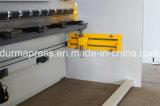 máquina de dobra da placa da máquina de dobra 125ton do metal de folha de 5mm