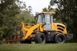 Hzm S300 3ton Mini Front Wheel Loader con Ce