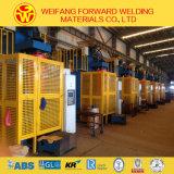 GB de Aws/BS de la ISO de la alta calidad de alambre de la soldadura al arco sumergida