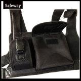 Sac par radio bi-directionnel de sac à dos de poitrine de poche