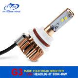 Des Auto-LED Scheinwerfer-Birne 9004/9007 40W 3600lm Scheinwerfer-Auto-Abwechslungs-der Scheinwerfer-6000k LED für einteiligen Konvertierungs-Installationssatz-Fahrzeug-Scheinwerfer