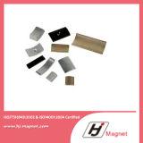 De super Sterke N35 Magneten van NdFeB van de Motor van het Segment van de C van de Boog Permanente