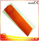 calefator elétrico industrial da borracha de silicone do cobertor de aquecimento do silicone de 110V 2000W 250*2000*1.5mm