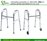 Aluminum se pliant Walker avec Optional Castors (2206)