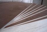 Madera contrachapada de la base de Combi del pegamento de la cara E2 del precio competitivo 18m m Okoume