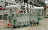 S9 de Transformator van de Macht van de Reeks 800kVA 35kv met op de Wisselaar van de Kraan van de Lading