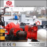 좋은 품질 최신 판매에 있는 디젤 엔진에 의해 모는 큰 유출 수도 펌프