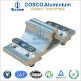 L'aluminium en aluminium a expulsé profil pour le système solaire