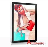 23.6-Inch LCD que hace publicidad del jugador, señalización de Digitaces