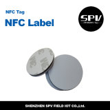 Белый Dia 30mm Ntag213 13.56MHz ISO14443A ярлыка NFC