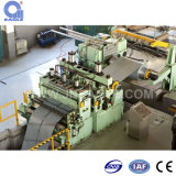 찬 최신 구른 Galvanized Mild Stainless Aluminum Steel Slitting Line Machine