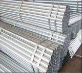 Q235 galvanisiertes rechteckiges/quadratisches Stahlgefäß/Aufbau-Stahlrohr