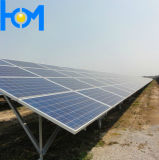 3.2mm Patterned Arc Low Iron Solar Glass для PV Module