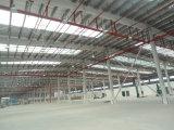 Edificio ligero moderno prefabricado de la estructura de acero (KXD-015)