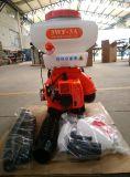 中国(3WF-3)のナップザックによってモーターを備えられる霧の塵払いの製造業者