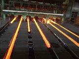 鋼片または円形または平板の足車のための連続鋳造の生産ライン
