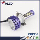 Neueste Scheinwerfer 8000LM 6000k 3000k H4 H / L Autoteile LED Kopflampe
