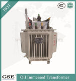 Trasformatore Pieno-Sigillato a bagno d'olio a tre fasi di potere/distribuzione di S13-Mr-L 30-2500 KVA