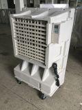 dispositivo di raffreddamento di aria portatile di raffreddamento evaporativo del rilievo del dispositivo di raffreddamento di aria 1PC con affissione a cristalli liquidi ed il regolatore a distanza Wm20