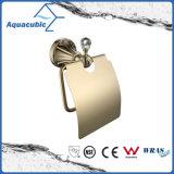 De muur zet de Enige Houder van de Tuimelschakelaar in Gouden (AA9115) op