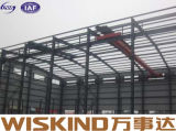 Structure de acero Warehouse Prefabricated Building con Sandwich Panel