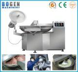 Máquina industrial do misturador do interruptor inversor da carne do aço inoxidável, equipamento da fábrica de processamento da carne, interruptor inversor da bacia da carne