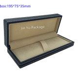 Черная коробка пер подарка PU Jy-Pb35 кожаный