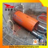 aléseuse de tunnel de base de glissière de passerelle de 1200mm