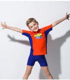&One-Часть Waterwuit Swimwear втулки Lycra Breathable малыша короткая
