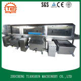 Промышленное моющее машинаа клетки для промышленных корзины и подноса Tsxk-60