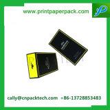 Caixa de presente de empacotamento do perfume luxuoso de papel