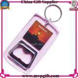 금속 Keychain 선물 (m-BO05)를 위한 예약된 금속 병따개