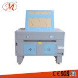 Máquina de estaca precisa do laser para a correção de programa de borracha (JM-960T-CCD)