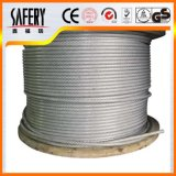 precio de la cuerda de alambre de acero inoxidable 304 316 de 4m m