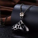 De Juwelen van de Gift van de Bevordering van de Juwelen van de Halsband van het Glas van het Ontwerp van de manier