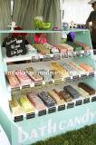キャンデーまたはチョコレート表示のための熱い販売の破裂音のボール紙の陳列台