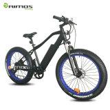 合金フレームの脂肪質のタイヤの電気雪の自転車
