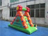 Minigrößen-aufblasbares Plättchen für Kinder