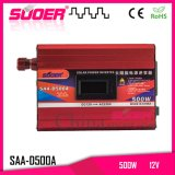 Suoer 500W gelijkstroom 12V aan AC 230V de Omschakelaar van de ZonneMacht