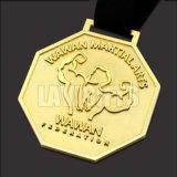 メダル販売のための安いカスタマイズされたロゴによって刻まれる金属のスポーツ会合の円形浮彫りのブランク