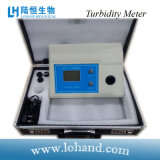Agua que prueba el contador/Turbidimeter de la turbiedad de la tapa del banco de Digitaces